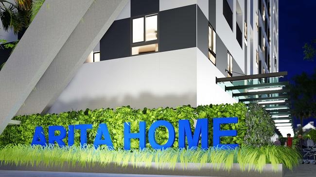 Thiết kế mặt bằng căn hộ chung cư cao cấp Arita Home như thế nào?