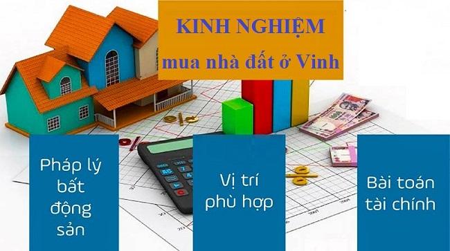 BĐS tại Nghệ An cùng với chiến thuật đầu tư sinh lời