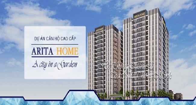 Chung cư Arita Home - với thiết kế hài hòa, đẳng cấp