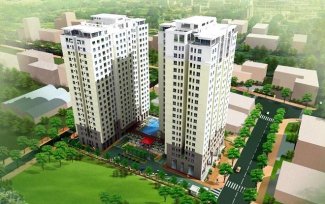 Dự án căn hộ chung cư Arita Home tại Vinh