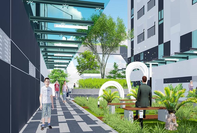 Phong cách thiết kế dự án chung cư Arita Home