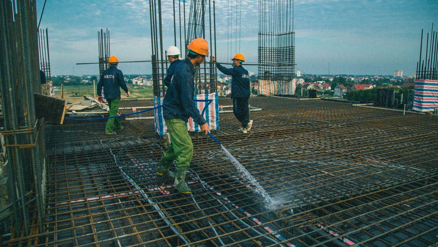 thi công xây dựng tại Nghệ An